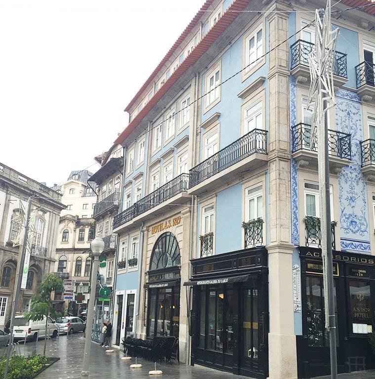 Hotel-A.S.-1829-Oporto